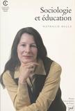 Nathalie Bulle - Sociologie et éducation.