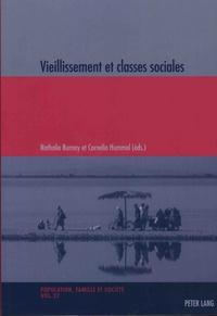 Nathalie Burnay et Cornelia Hummel - Vieillissement et classes sociales.
