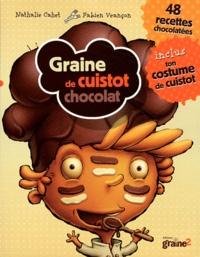 Nathalie Cahet - Graine de cuistot chocolat.