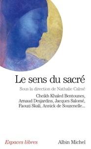 Nathalie Calmé - Le sens du sacré.
