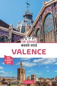 Nathalie Campodonico et Jérôme Plon - Un grand week-end à Valence. 1 Plan détachable