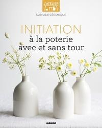 Nathalie Céramique et Fabrice Besse - Initiation à la poterie avec et sans tour.