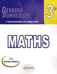 Nathalie Chalard et Isabelle Etévé - Mathématiques 3e.