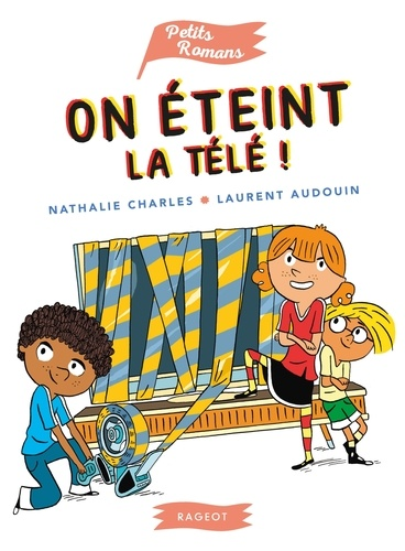 Nathalie Charles et Laurent Audouin - On éteint la télé !.