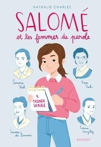 Nathalie Charles - Salomé et les femmes de parole - Trouver sa place.