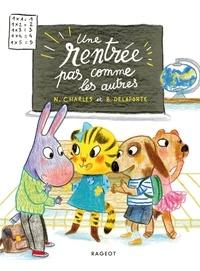 Nathalie Charles et Bérengère Delaporte - Une rentrée pas comme les autres.