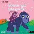 Nathalie Choux - Bonne nuit petit gorille !.