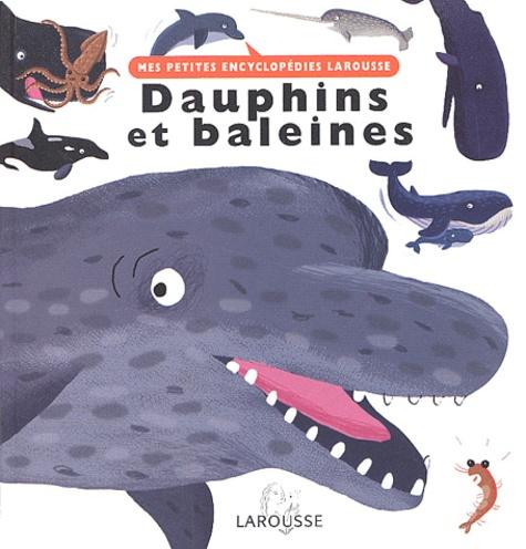 Nathalie Choux - Dauphins et baleines.