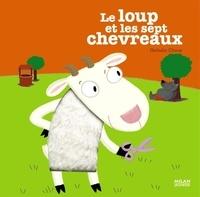 Nathalie Choux - Le loup et les 7 chevreaux.