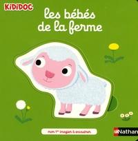 Nathalie Choux - Les bébés de la ferme.