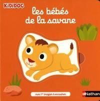 Nathalie Choux - Les bébés de la savane.