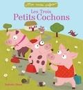 Nathalie Choux - Les trois petits cochons.