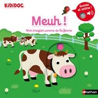 Nathalie Choux - Meuh ! - Mon imagier sonore de la ferme.