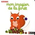 Nathalie Choux - Mon imagier de la forêt.