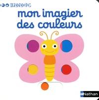 Nathalie Choux - Mon imagier des couleurs.