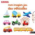 Nathalie Choux - Mon imagier-jeu des véhicules.