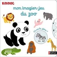 Nathalie Choux et  Zooparc de Beauval - Mon imagier-jeu du zoo.