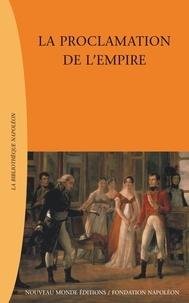 La proclamation de lEmpire.pdf
