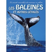 Nathalie Coët et Daniel Gilpin - Les baleines et autres cétacés.