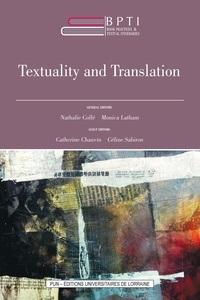 Nathalie Collé et Monica Latham - Textuality and Translation.