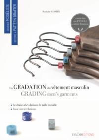 Nathalie Coppin - La gradation du vêtement masculin.