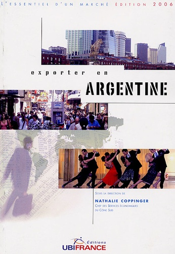 Nathalie Coppinger - Exporter en Argentine.