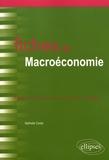 Nathalie Costa - Fiches de macroéconomie - Rappels de cours et exercices corrigés.