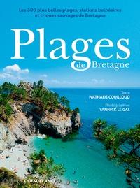 Nathalie Couilloud et Yannick Le Gal - Plages de Bretagne.