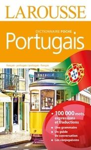 Nathalie Da Silva et Mery Martinelli - Dictionnaire de poche Larousse français-portugais et portugais-français.
