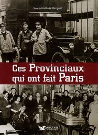 Galabria.be Ces Provinciaux qui ont fait Paris Image