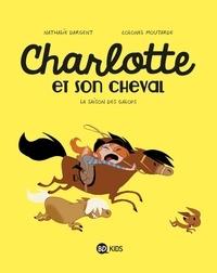 Colonel Moutarde et Nathalie Dargent - Charlotte et son cheval, Tome 02 - La saison des galops.