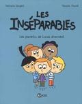 Nathalie Dargent et Yannick Thomé - Les inséparables (BD) Tome 1 : Les parents de Lucas divorcent.
