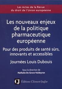Deedr.fr Les nouveaux enjeux de la politique pharmaceutique européenne - Pour des produits de santé sûrs, innovants et accessibles Image