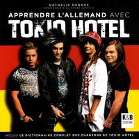 Galabria.be Apprendre l'allemand avec Tokio Hotel Image