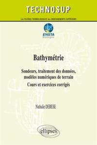 Deedr.fr Bathymétrie - Sondeurs, traitement des données, modèles numériques de terrain. Cours et exercices corrigés Image
