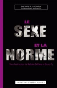 Nathalie Deffains - Le sexe et la norme.