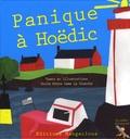Nathalie Delaunay et  Ecole Notre Dame La Blanche - Panique à Hoëdic.