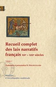 Recueil complet des lais narratifs français XIIe-XIIIe siècles - Volume 2, G-Y.pdf