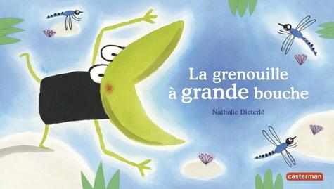 Nathalie Dieterlé - La grenouille à grande bouche.
