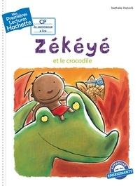 Nathalie Dieterlé - Zekeyé et le crocodile.