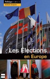 Nathalie Dompnier - Les Elections en Europe.