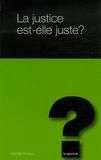 Nathalie Dongois - La justice est-elle juste ?.