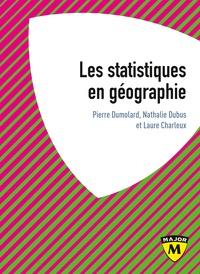 Nathalie Dubus et Pierre Dumolard - Les statistiques en géographie.