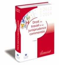 Nathalie Dufour et Jean Manière - Droit du travail et sa jurisprudence commentée 2013-2014.