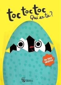 Nathalie Dujardin et Marie Paruit - Toc toc toc, Qui es-tu?.