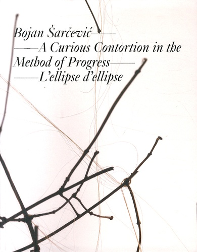Nathalie Ergino et Friedemann Malsch - Bojan Sarcevic - A Curious Contortion in the Method of Progress & L'ellipse d'ellipse.
