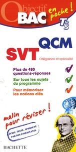Nathalie Fabien et Patrice Delguel - QCM SVT Tle S.