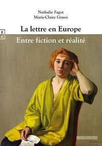 Nathalie FAGOT et Marie-Claire Grassi - La lettre en Europe.