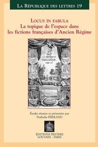 Nathalie Ferrand - locus in fabula.