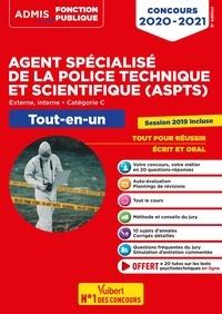 Nathalie Ferry et Dominique Herbaut - Concours Agent spécialisé de la police technique et scientifique (ASPTS) - Tout-en-un.
